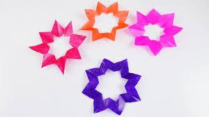 Weihnachts Sterne Schneiden Fenster Deko Für Den Winter Selber Machen Schön Kinderleicht Diy
