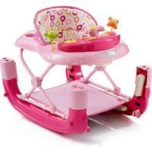 Buy MyChild Coupe 2 In 1 Baby Walker - Black | Baby walkers | Argos