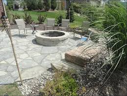 flagstone patio design ideas