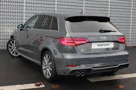 Audi A3 2017 S Line – Idée d'image de voiture