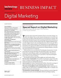 Report Business Business Reports Mit Technology Review