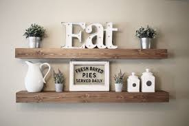 Best Place To Buy Floating Shelves Floating Shelf Rustic Floating Shelf Ledge Shelf Wooden 59