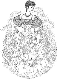Small Picture 69 best adult colouring fashion images on Pinterest Coloring