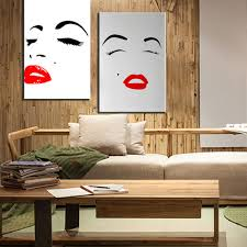 Marilyn Monroe Living Room Decor Compare Prices On Marilyn Monroe Canvas Online Shopping Buy Low
