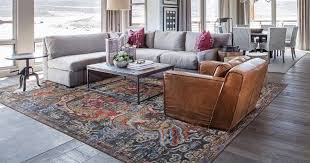 colorful living room rugs 25 pictures