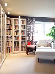 ikea shelf lighting. diy billy bookcases with height extensions and glass doors gorgeous bookcase made ikea shelf lighting m