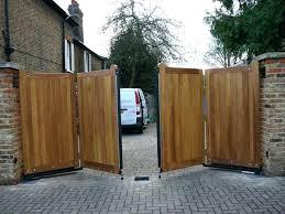 wooden folding gate wooden bi fold gate more wooden folding dog gate