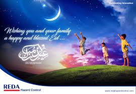 <b>Eid Mubarak</b> – REDA Hazard Control