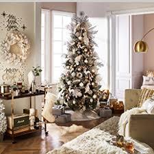 Holiday Lane Christmas Ornaments Winter Wonderland Tree Theme Holiday Lane Christmas Tree