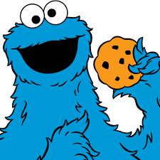 baby cookie monster clip art. Delighful Cookie Cookie To Baby Monster Clip Art R