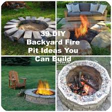 simple patio designs with fire pit. Delighful Pit DIYBackyardFirePitIdeas For Simple Patio Designs With Fire Pit