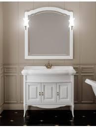 Мебель Опадирис Лоренцо 100 <b>Белый</b> без патины – <b>тумба с</b> ...