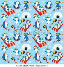 cute penguin pattern wallpaper. Perfect Cute Penguin Wallpaper  Csp4964913 And Cute Pattern N