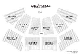 Grey Eagle Seating Grey Eagle