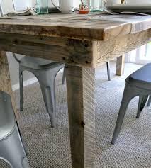 barn wood kitchen table reclaimed barnwood kitchen table ideas barn wood picture albgood