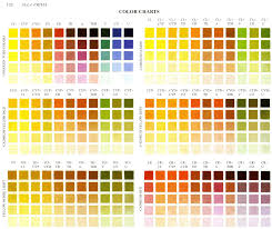 Richards Paint Color Chart Richard Schmid Color Charts Google Search In 2019 Art