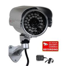 Amazoncom  VideoSecu Bullet Security Camera TVL Builtin - Exterior surveillance cameras for home