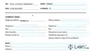 New Customer Account Form Template Learn How To Fill The Credit Application Form New Customer