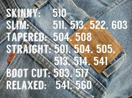 Levis Buying Guide For Men Bellatory
