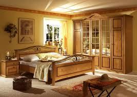Schlafzimmer Sandra Landhausstil Old Style Honig Pinie Teilmassi 50