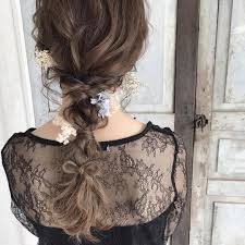 美容師さんにお任せ結婚式や二次会で可愛くなれるお呼ばれヘア