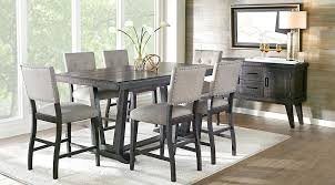 counter height dining table sets mesmerizing affordable counter height dining room sets rooms to go furniture