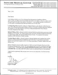 Retirement Letter For Medical Reasons How To Retire Strong