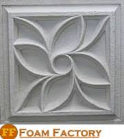 Decorative Foam Tiles Architectual Decorative Ceiling Tiles by Foam Factory 9
