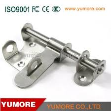 Innovative Door Latch Types and Hot Hardware Trade Double Bolt