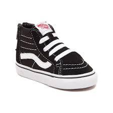 vans shoes black and white boys. toddler vans sk8 hi skate shoe shoes black and white boys