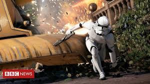 Gamers' anger halts <b>Star Wars Battlefront</b> II payments - BBC News