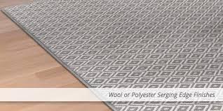 carpet binding. wool carpet binding