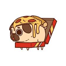 cute pug drawing. Unique Drawing Cute Fat Pug Wallpaper Animated  Google Search  Pinterest  Pugs Kawaii And Drawings On Cute Pug Drawing K