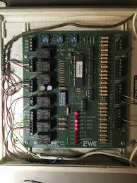 ewc damper motor wiring ewc image wiring diagram hvac how can i use a second transformer to power my zone on ewc damper motor