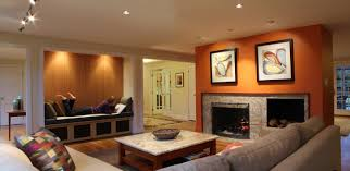 Orange And Grey Living Room 25 Stunning Ideas Of Living Room And Dining Room Combo Chloeelan