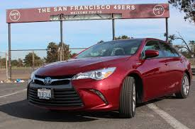2016 toyota camry test drive review