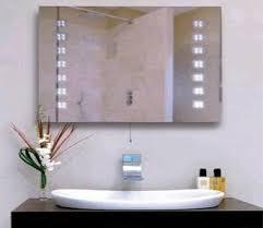 Illuminated LED Bathroom Mirror Amazon Lighting