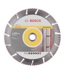 <b>Диск алмазный</b> универсальный <b>Bosch</b> (2608615065) 230x22,2x2 ...