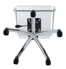 clear acrylic office chair. Caraway 801436 Office Chair WClear Acrylic Seat By Coaster Clear