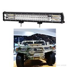 Best Atv Lights 20inch 288w 3 Row Led Light Bar Offroad Combo Beam 4000k 6000k Strobe Led Work Light Bar For 12v Truck Suv Atv 4wd 4x4 Best Led Work Light Review Best