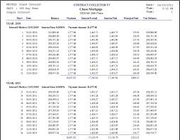 loan amortizing amortization schedule loan calculator graveco software inc