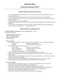 Sharlene Silva Resume Writer resumepg1