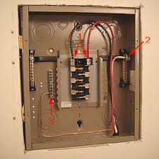 how to add more electrical circuits do it yourself sub panel connecting the sub feed to the sub panel lugs