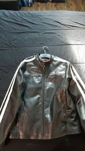 men s street legal leather jacket sz l for in fremont ca offerup