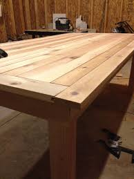 How To Build A Dining Room Table Rustic Dining Room Tables Edmonton New Solid Walnut Wood Quot