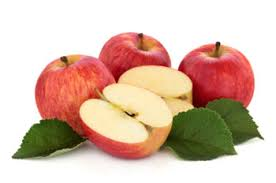 nutrition apples