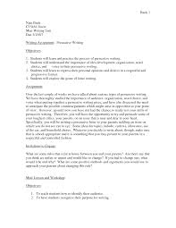 Persuasive Business Letter Example - Anta.expocoaching.co