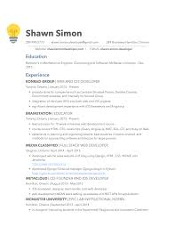 45 Lovely Image Of Updated Resume Format Resume Designs Ideas