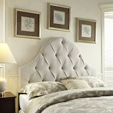 Image of: Pulaski King Size Tufted Headboard