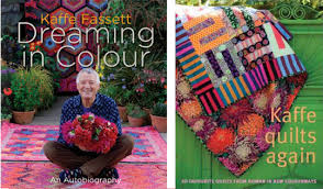 Kaffe Fassett: Dreaming in Colour and Kaffe Quilts Again Competition & The Kaffe Fassett Book Competition has now closed. 13th August 2012. Adamdwight.com